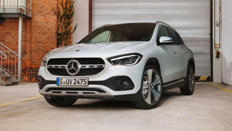 Γνωρίστε τα νέα plug-in υβριδικά της Mercedes-Benz.